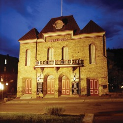 Central City Opera House. Photo by Mark Kiryluk.