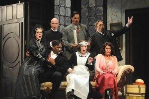Act II Finale, Marriage of Figaro. Photo by Mark Kiryluk