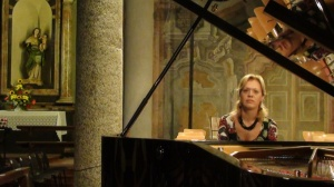 Pianist Olga Kern played all the Rachmaninoff concertos over two nights in 2013