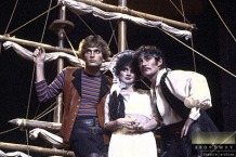 Rex Smith as Frederic, Linda Ronstadt as Mabel, and Kevin Kline as the Pirate King in a famous 1980 production of 'Pirates of Penzance' that was a favorite of CU Opera director Leigh Holman.