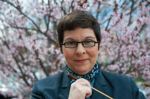 Cynthia Katsarelis. Photo by Glenn Ross.