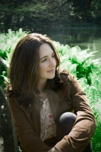 Simone DInnerstein. Photo by Lisa_Marie Mazzucco.