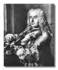 Francesco Maria Veracini Italian violin virtuoso and composer (1690–1768)