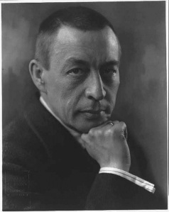 Rachmaninoff around the time of the Third Piano Concerto