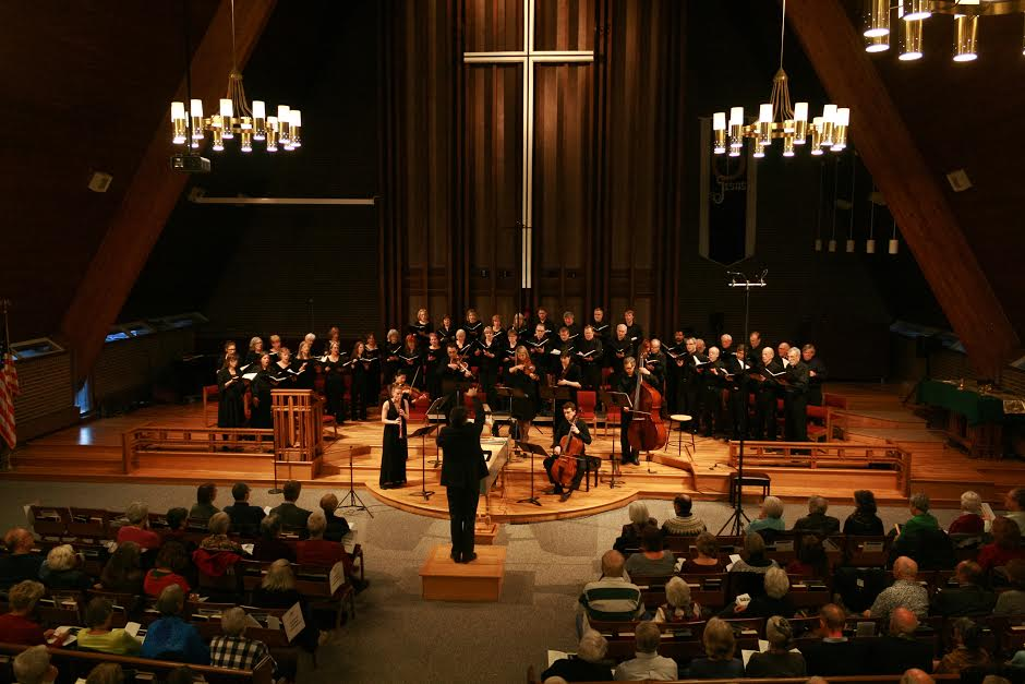 Boulder Bach Festival presents a complete realization of the B-minor Mass (3/4)