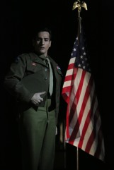 Leonardo Capalbo as Captain Ben Marco in the Minnesota Opera production of The Manchurian Candidate. Popto by Michal Daniel