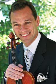 Concertmaster Charles Wetherbee