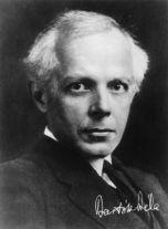 Composer Béla Bartók