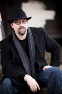 Kenneth Woods. Photo by  Benjamin Ealovega.