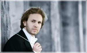 Conductor David Danzmayr