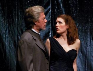 "Samuel Ramey and Krisztina Szabó singing ""Bluebeard's Castle"""