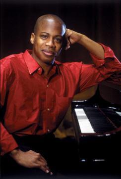 Pianist Terrence Wilson