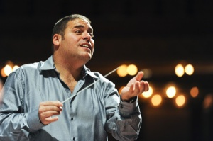 CMF Music Director Jean-Marie Zeitouni (Photo by Tessa Berg)