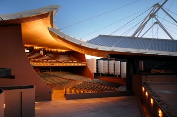 Santa Fe Opera House (c) 2010 Robert Godwin for The Santa Fe Opera