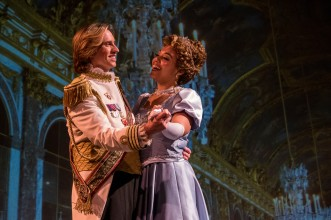 Max Hosmer and Taylor Raven in the Eklund Opera Program production of Rossini's La Cenerentola Ro(Photo by Glenn Asakawa/University of Colorado)
