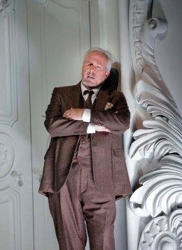 19. James Morris ( The Doctor) in 'Vanessa' (c) Ken Howard for Santa Fe Opera.SMALL