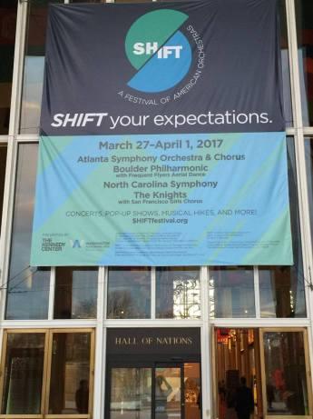 Shift Banner