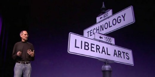 SteveJobs.Apple-Tech-LiberalArts