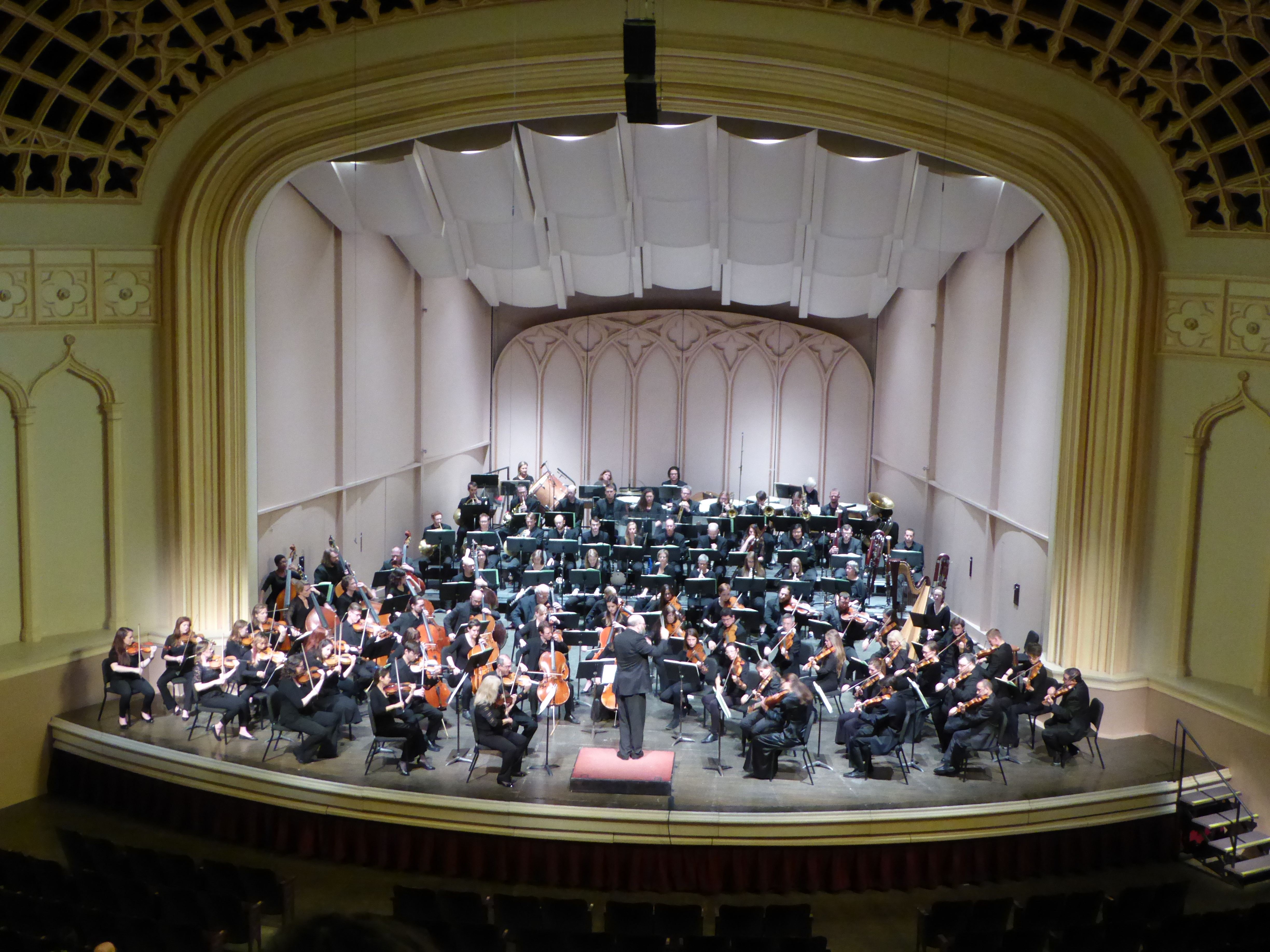 Woods.orchestra