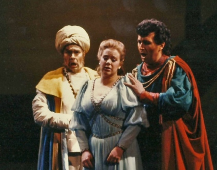 Magic Flute, SFO, Summer, 1991 (Ruth Ann Swenson & Jerry Hadley)