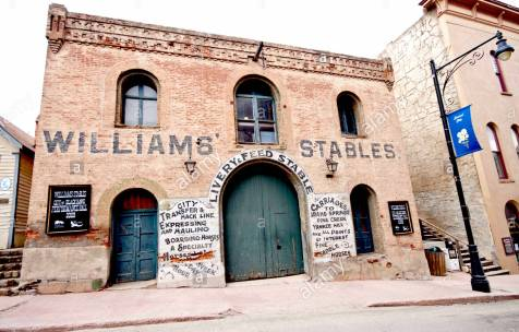 williams-stables-central-city-colorado-BK4KWP