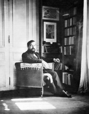 Debussy.by Stravinsky.Hokusai