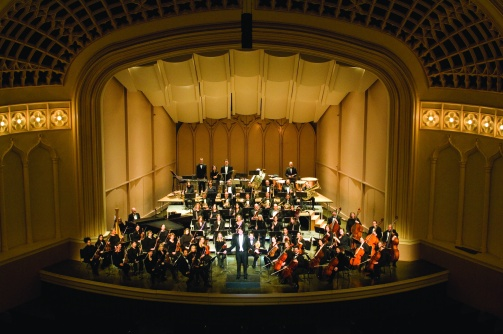 Boulder Philharmonic in Macky