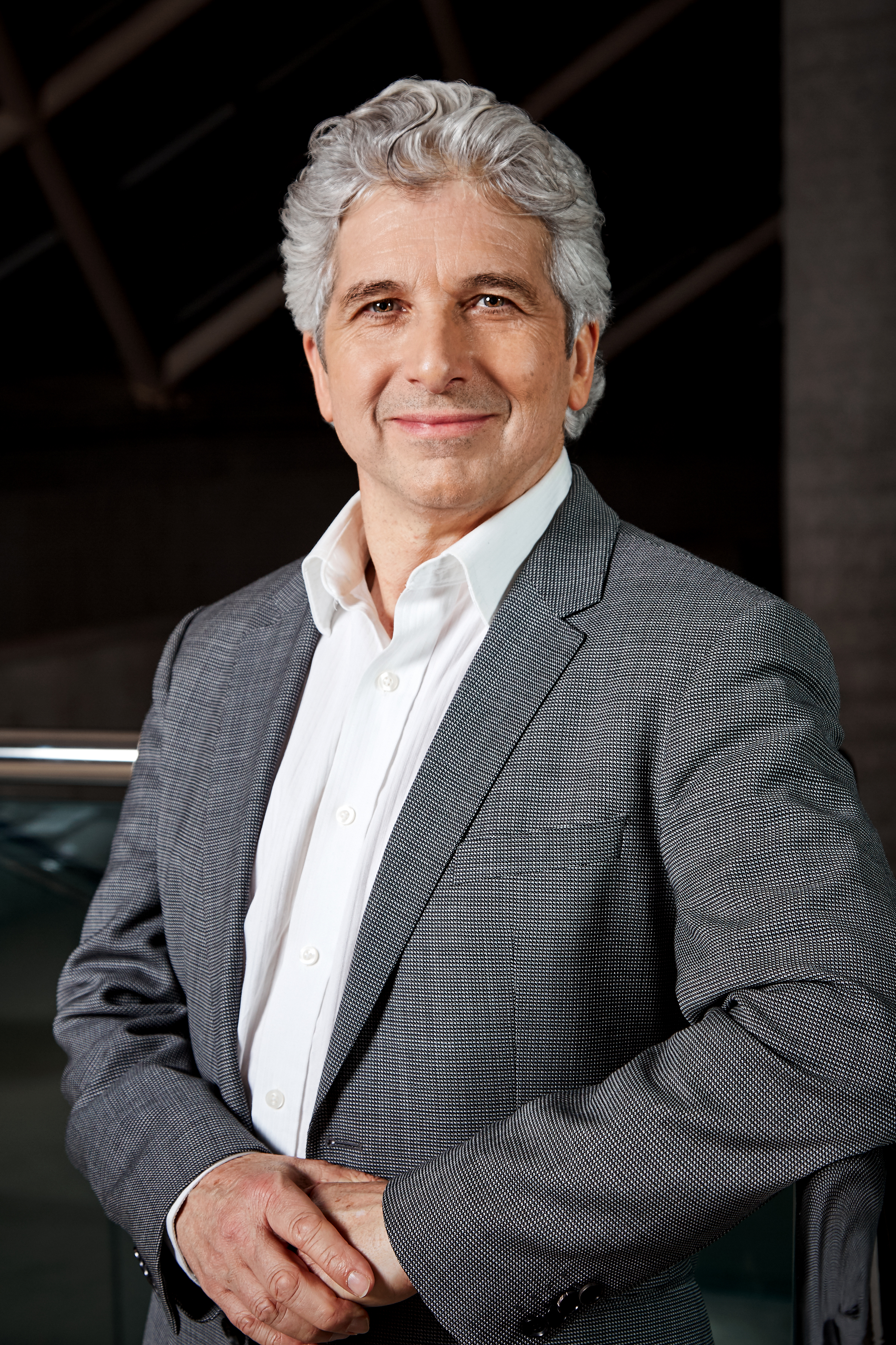 Peter Oundjian, Music Director of the Toronto Symphony Orchestra