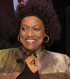 Jessye_Norman-_In_Conversation_with_Tom_Hall_(15977754135)_(cropped)